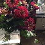 Petit bouquet avec vase(花瓶付ミニブーケ)