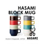 HASAMI BLOCKMUG