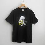Tシャツ ギターGYOZA ブラック