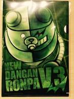 ダンガンロンパ謎ファイル 「再構成オブザロボット」 モノダムVer 制作:ENIG-ROID 企画:あそびファクトリー