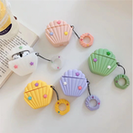 【オーダー商品】Star shell airpods case