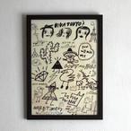 """""""STARTIN"""" Diskah poster series"""