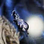【試作品】蝶のピアス右耳片耳用 20210713
