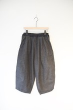 BALL PANTS DENIM/OL-P015D