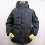 grn 3レイヤー ダウンフィールドジャケット COL.BLACK