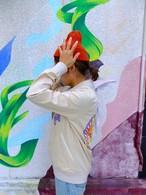 達磨のシャツJK C/#ベージュストライプ