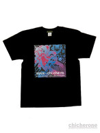【chi che ro】空亜 x syuramiaru collaboration 2018 T/S BLK