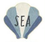 """Seashell """"SEA""""マット"""