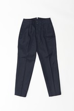 INTAC CHINO TROUSERS NAVY