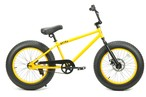 BRONX4.0 20inc Yellow/Black
