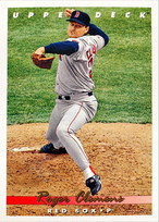 MLBカード 93UPPERDECK Roger Clemens #135 RED SOX