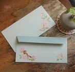 桜に雀 封筒