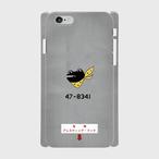 航空自衛隊第301飛行隊(コーションコード入り) iPhoneケース