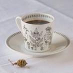 ARABIA アラビア Emilia エミリア コーヒーカップ&ソーサー -2 北欧ヴィンテージ