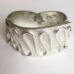 """Sarah Coventry"" Silvery Nile bracelet[h-88]"
