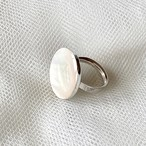Shellfish Circle Ring_SP0064/Silver925