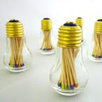 電球ビンマッチ