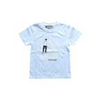 【チャリティ(キッズ用)】BROKEN ROD T-SHIRTS BW-704JR WHITE