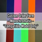 【モノクロシリーズ(Monochromatic)】受注生産ホルスターオーダーフォーム*対応機種限定*