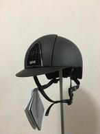 乗馬 ヘルメット Kep Cromo Mat ブラック