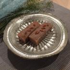 グルテンフリー:クコの実とベリーのスティックケーキ