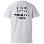SURFRISE surfboard Tee