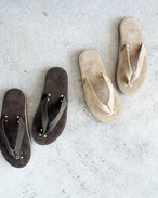 LEATHER BEACH SANDAL / FILL THE BILL