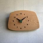 オーク02 森の掛け時計