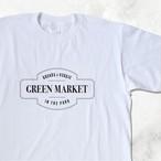 Green Market ロゴTシャツ