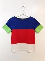 Colorful Tee【カラフル2WAY Tシャツ】06