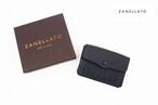 ザネラート|ZANELLATO|カードケース|ブラック|51280|LINEA CACHEMIRE BLANDINE|NERO