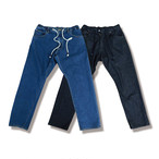 SULLO BAGGY DENIM PT(全2カラー)