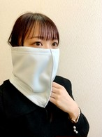 制菌・抗菌・防臭加工 3D立体ネックウォーマーマスク