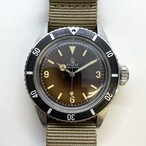 W.MT WATCH SEA DIVER MWM EXCLUSIVE 369 Tropical  Limited:13 (AGED CASE,BEZEL,HANDS)