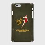 アメリカ陸軍B-17Fメンフィス・ベル号 iPhoneケース