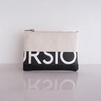 Clutch Bag / White  CLW-0010