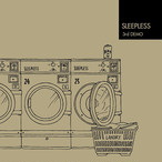SLEEPLESS / 3rd DEMO (CD-R)