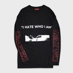 """""""ABSTRACT""""LONG SLEEVE"""