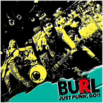 【送料無料】Just Punk, Go!! - CD