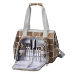 LoaMythos Shoulder Type All in One Picnic Cooler Bag (2人用) ショルダー クーラー ピクニック バッグ lm1001423 アウトドア キャンプ
