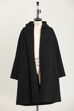 コート / Y. & SONS×COMOLI / Hooded / Black