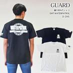 GUARD (ガード) 綿100% Tシャツ EMT WATERPATROL [S-250] アウトドア サバイバル キャンプ ウェア シャツ ライフガード ウォーターパトロール