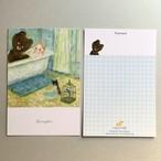 POST CARD「お風呂の時間」no.179