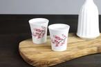 温度で変化する酒器〜桜・白〜 SP3J52-11  *丸モ高木陶器* お酒をより楽しむためのおしゃれな酒器!