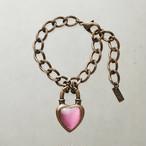 Never End Bracelet Gold/Pink ♯0105 ネバー・エンド ブレスレット ゴールド/ピンク