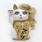 マドンナ招き猫(Madonna)  / L-Size  / 白(White)