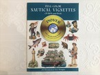 【VA259】Full-Color Nautical Vignettes CD-ROM and Book (Dover Pictorial Archives)   /visual book