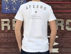 Afends. Standard Issue TEE (white)