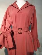 予約注文商品 ルーべシルキーワンピース ワンピース ロングワンピース 韓国ファッション