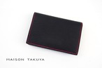 【Sold Out】メゾンタクヤ|MAISON TAKUYA|名刺入れ|Business Card Pouch